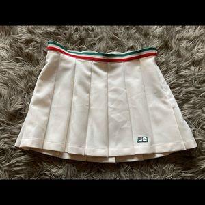 Vintage Fila tennis pleated skirt 🎾